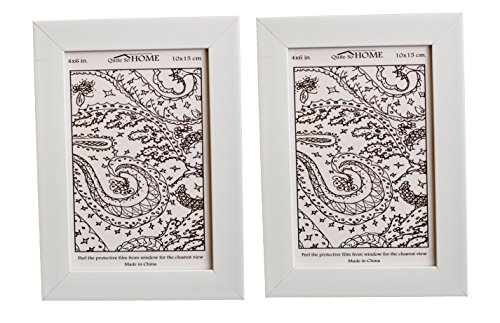 Quite So Home Picture Frame  Set of 2