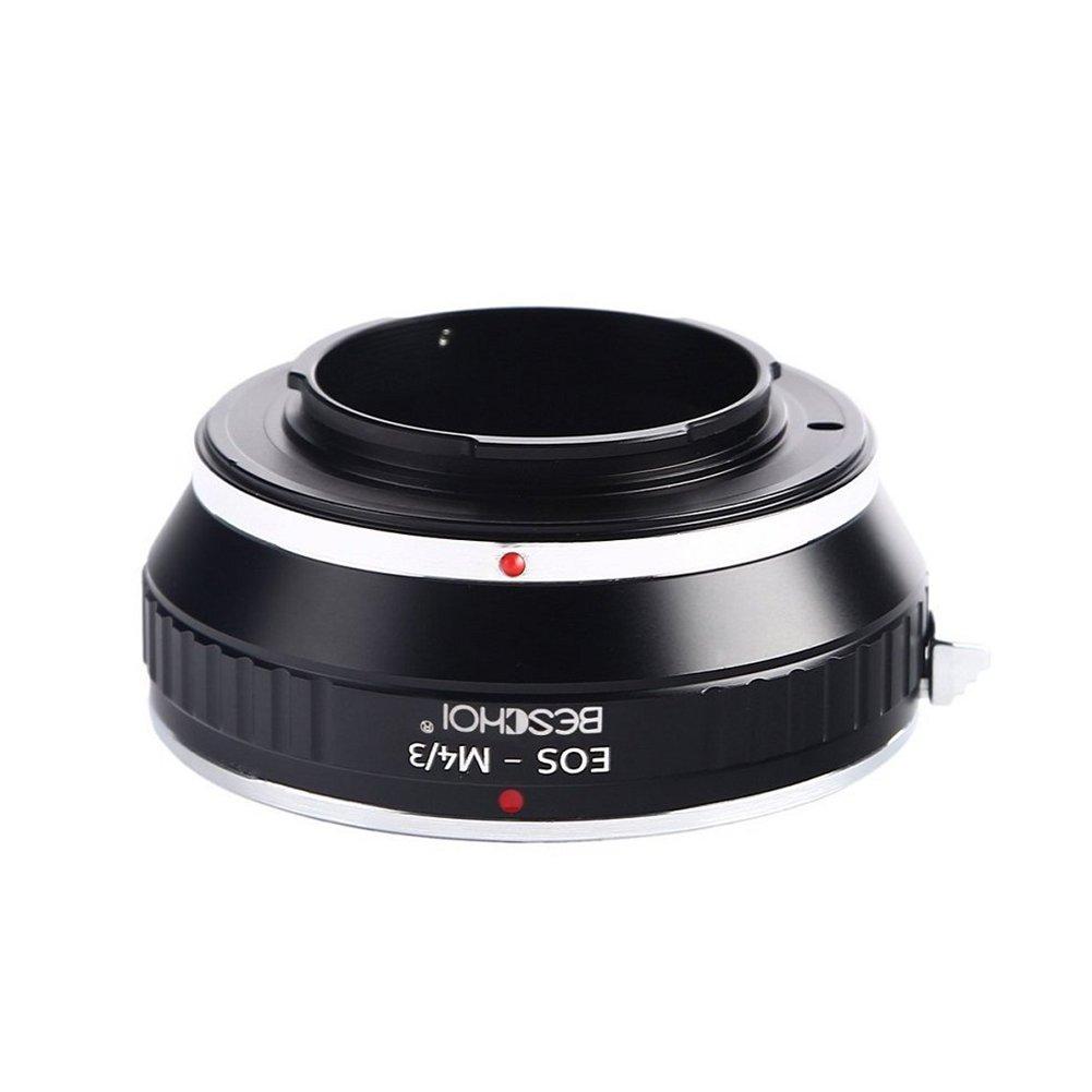 Beschoi EOS to Micro 4/3 Adaptador de Montaje de Lente para Canon ...