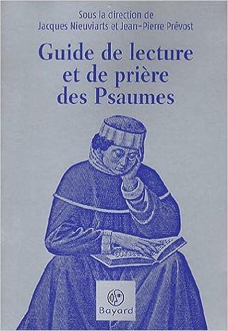 Read Online Guide de lecture et de prière des Psaumes pdf, epub