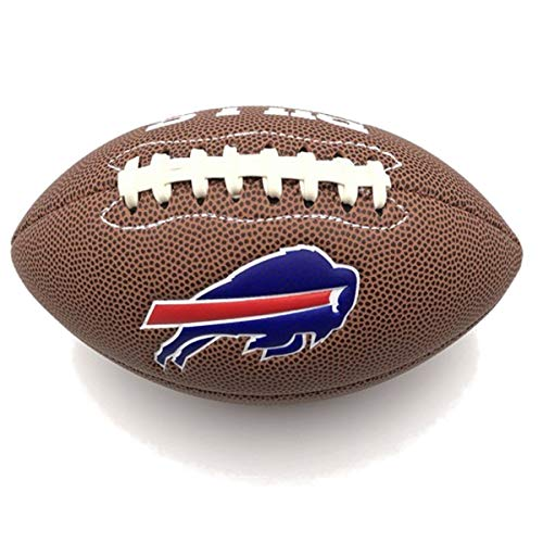 - Jarden Sports Licensing Official National Football League Fan Shop Authentic NFL AIR IT Out Youth Football. Great for Pick up Game with The Kids. (Buffalo Bills)