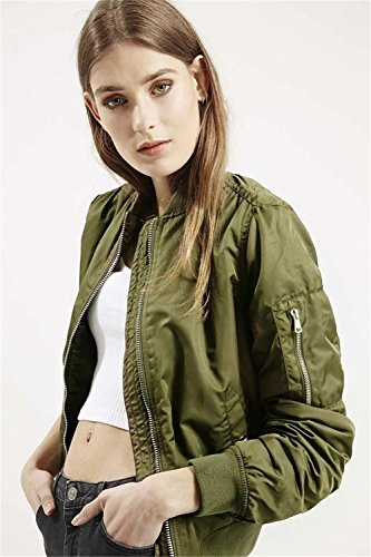M2c Army Green Donna Giacca M2c Giacca HP1xndqaa