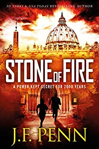 Stone Of Fire by J.F. Penn ebook deal