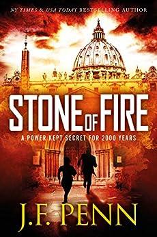 Stone of Fire (ARKANE Book 1) by [Penn, J.F.]