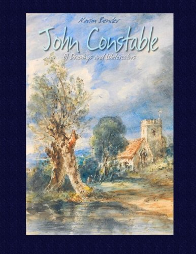 John Constable: 81 Drawings and Watercolors