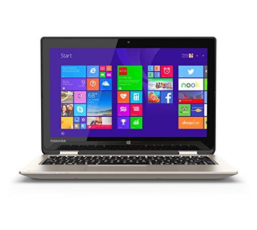 Toshiba Satellite Radius 11 L15W-B1120 Convertible 2 in 1 Touchscreen Laptop (Pentium, 4GB, 128GB