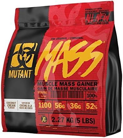 Mutant Mass 2.2 kg Kekse und Sahne