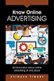 Know Online Advertising: All Information about online advertising at one place