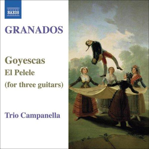El pelele (The Straw Man) (arr. for 3 guitars)