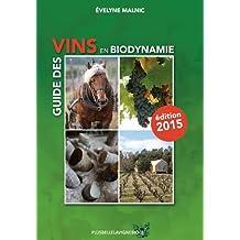 Guide des vins en biodynamie 2015