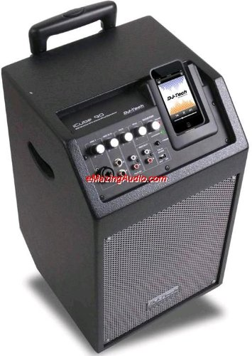 DJ Tech I-MIX Professional - Tarjeta de sonido (USB): Amazon ...
