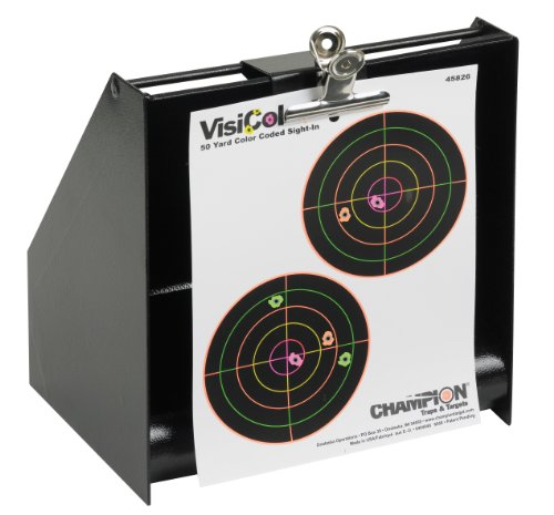 - Champion Traps and Targets .22 Bullet Trap (Rimfire Only)