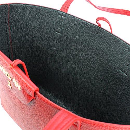 Pepe Shopping Patrizia 2v5452 Rosso Reversibile av63 Rosso AfFFwqd