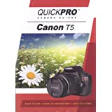 Canon T5 Instructional DVD by QuickPro Camera Guides