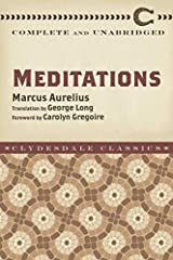 """All twelve books by Roman Emperor Marcus Aurelius – his personal guidelines to live and rule well.        """"Do every deed, speak every word, think every thought in the knowledge that you may end your days any moment.""""        """"We have bo..."""