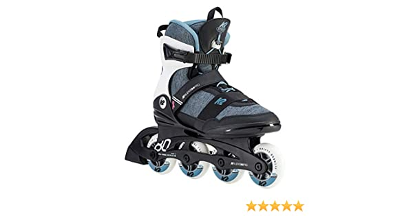 89962d4a340898 Amazon.com   K2 Alexis 80 Pro Women s Skates M5.0   W6.0 (6.0)   Sports    Outdoors