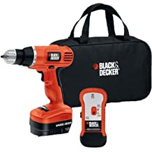 The Excellent Quality BD 12V Cordless Drill w Stud