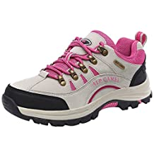 Oncefirst Women's Ventilator Travel Hiking Shoes