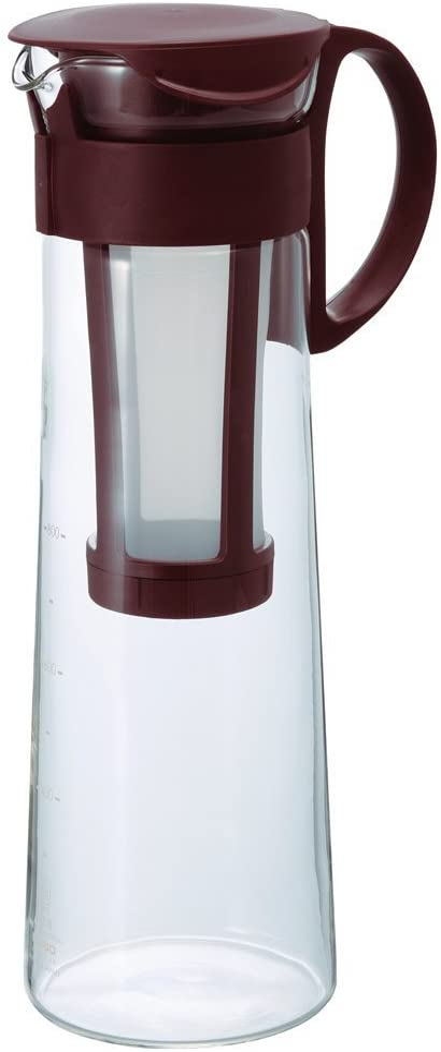 3. Hario Mizudashi Cold Brew Coffee Pot, Best Glass Cold Brew Coffee Maker: