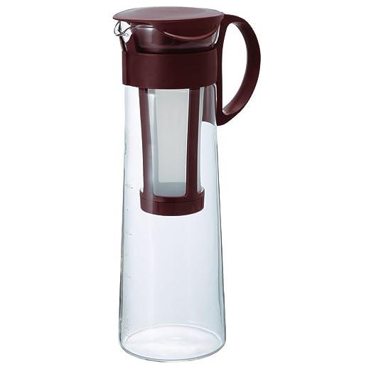 6 opinioni per Hario Mizudashi Cold Brew Coffee pot, Brown, large
