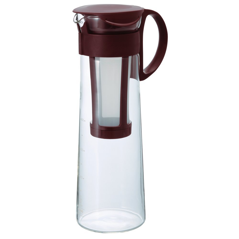 Hario''Mizudashi'' Cold Brew Coffee Pot, 1000ml, Brown