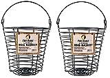 egg baskets - Free Range Harris Farms 4261 Egg Collecting & Washing Basket - Quantity 2
