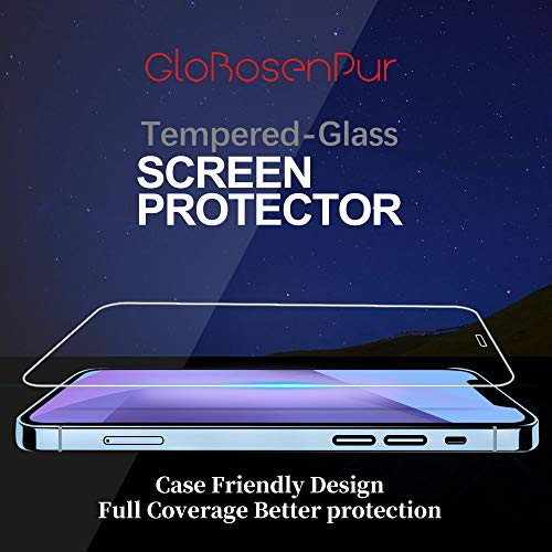 Glass Screen Protector For iphone11/XR 6.1 Inch 3 Pack Anti-Scratch Tempered Glass Flim No-Bubble 9H Hardness Anti-fingerprint Easy to Install