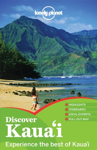 Lonely Planet Kauai (Regional Guide) 2nd (second) edition Text Only