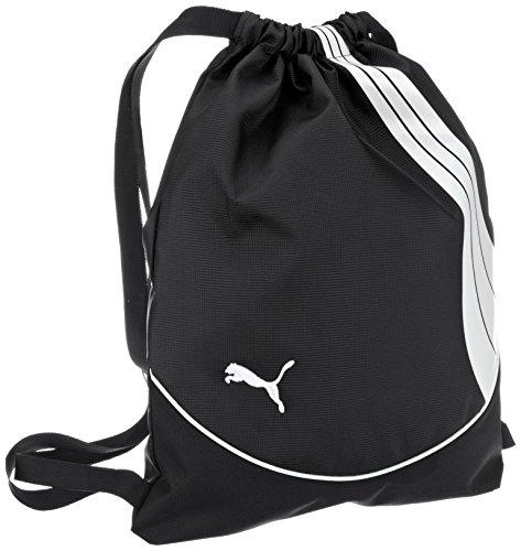 PUMA Men's Teamsport Formation Gym Bag, Black, One Size - Puma Sackpack