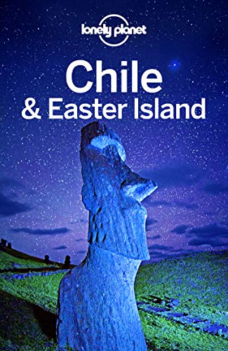- Lonely Planet Chile & Easter Island (Travel Guide)