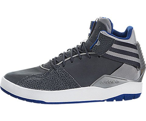 buy online 7967a ac563 Galleon - Adidas Originals Boys Crestwood MID J Skate Shoe, MGH Solid GreyUtility  BlueWhite, 6 M US Big Kid