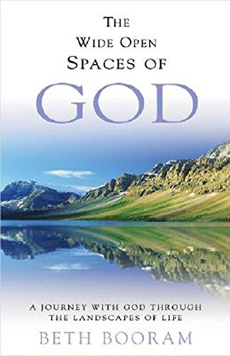 Download The Wide Open Spaces of God: A Journey With God Through the Landscapes of Life pdf