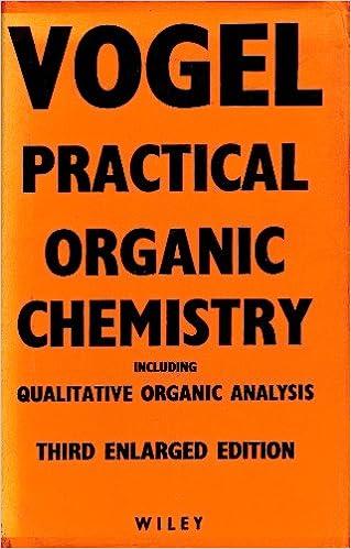 Vogels Organic Chemistry Analysis Ebook