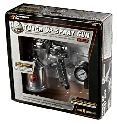 Performance Tool M705 Gravity Feed HVLP Touch-Up Gun