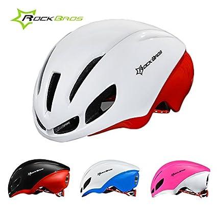 Buy Generic Tt1wbl Rockbros Pro Road Bike Racing Helmet Jet