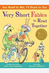 You Read to Me, I'll Read to You: Very Short Fables to Read Together Paperback