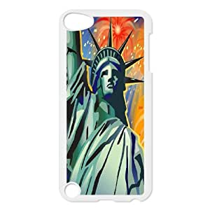 Statue of Liberty Protective Case 142 FOR Ipod Touch 5 At ERZHOU Tech Store