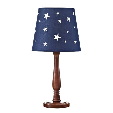 AILI JIAHONG Lámpara de Mesa Retro de los niños, lámpara de ...