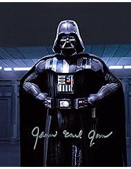 James Earl Jones (Darth Vader - Star Wars) signed 8x10 photo
