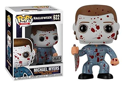 Funko Pop Movies Halloween: Bloody Michael Myers Collectible Figure, -