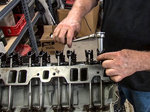 How to Adjust valves with Hydraulic -