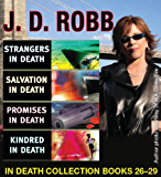 J D Robb The In Death Collection Books 11 15 Kindle