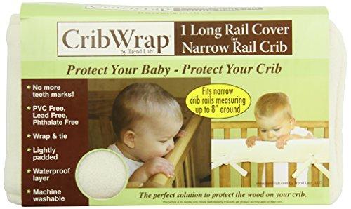 Trend Lab CribWrap Natural Measuring