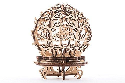 正規通販 UGEARS B0784PLXJV Flower-etui 3D Mechanical 3D Puzzle DIY Wooden DIY Construction Set [並行輸入品] B0784PLXJV, Alpen@アルペン:2a62ce8e --- a0267596.xsph.ru