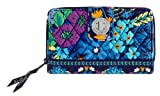 Vera Bradly Turn Lock Wallet in Midnight Blues, Bags Central