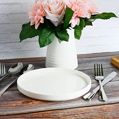 Silverware Set, Elegant Life 20-Piece Flatware Set, Stainless Steel Cutlery Set, Mirror Polishing Tableware Set Utensil Set, Knives, Forks, Spoons for Home and Restaurant, Service for 4 by ElegantLife (Image #6)