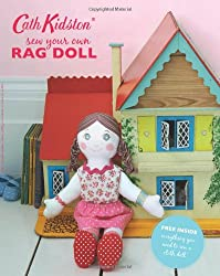 Sew-Your-Own Rag Doll Book