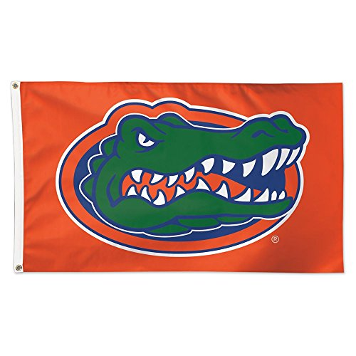 Florida Gators Flag 3' x 5' Deluxe Flag - Orange Flag