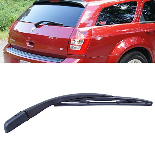 - New Durable Black Rear Window Wiper Arm + Blade For Dodge Magnum Nitro