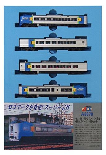 マイクロエース Nゲージ キハ261系-0 スーパー宗谷・新ロゴマーク 4両セット A8678 鉄道模型 ディーゼルカー