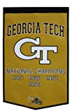 NCAA Georgia Tech Yellowjackets Dynasty Banner